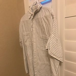Madewell Striped Button-Down